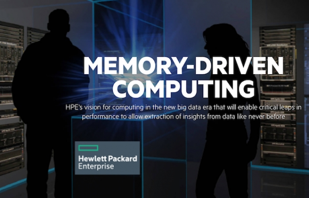 HPE unveils new 'Machine' prototype in latest milestone