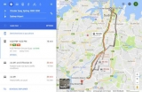Google Maps gains NSW public transport info