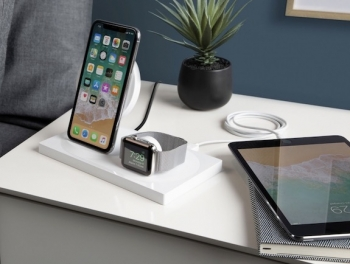 Belkin boosts enhanced wireless charging dock for 2018 new iPhones and Apple Watch Series 4