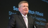 "Mitch Fifield: ""Labor's NBN policy amounts to no more than a trial and a review."""