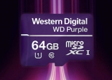 WD launches Purple MicroSD for next-gen surveillance-class video capture