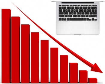 PC sales decline 4.3% in Q2, 2017 – 11 straight quarters of declining sales (Gartner)
