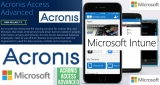 Acronis Access Advanced in tune with Microsoft mobile management