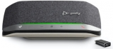 The Poly Sync 20 speakerphone.